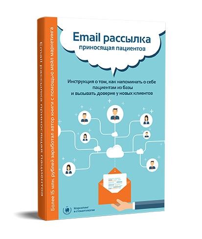 Email рассылка приносящая пациентов